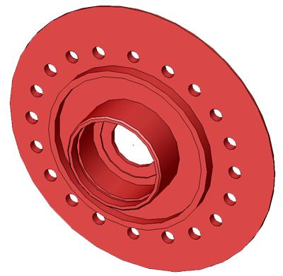 Wankel Rotary Engine CAD conversion – Jason Atwood